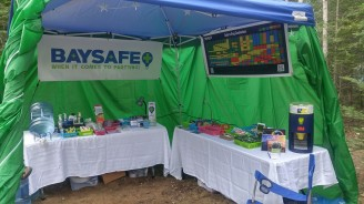 BaySafe Booth Day