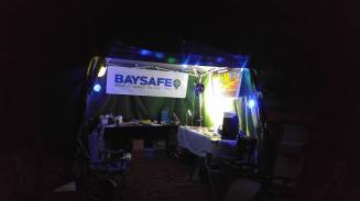 BaySafe Booth Night